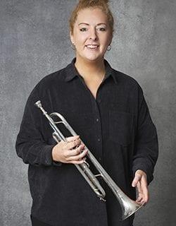 Grainne O'Carroll Trumpet, Trombone, French Horn, Voice, Piano Musicianship, Mezzo Music Academy
