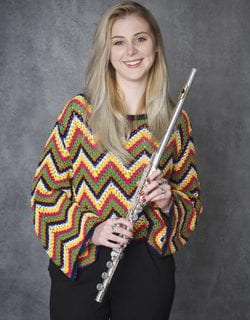Sophie O'Neill Classical Flute and Piano Lessons Mezzo Music Academy Dublin