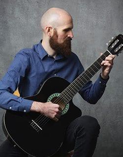 Tomás O'Durcain Classical Guitar & Ukulele Lessons Mezzo Music Academy