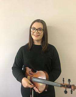 Maia Matthews Violin Lessons Mezzo Music Academy
